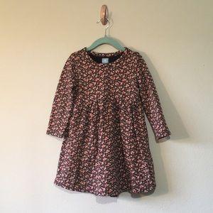 Gap 4T floral dress